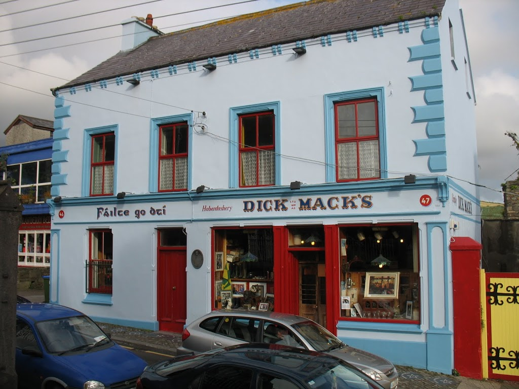 Dick Mack's, take two