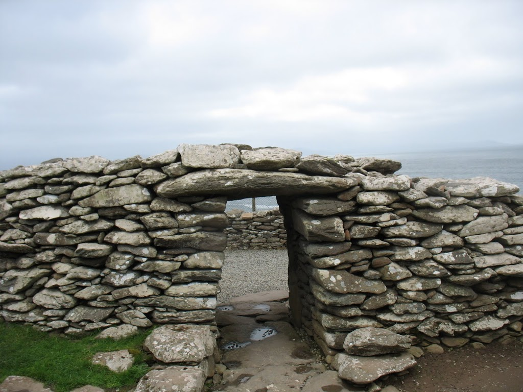 doorway-into-dunbeg-fort