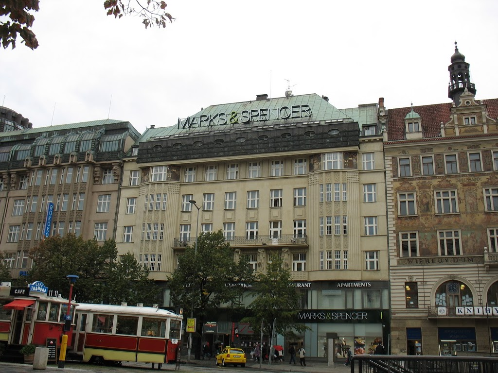 Melantrich Building