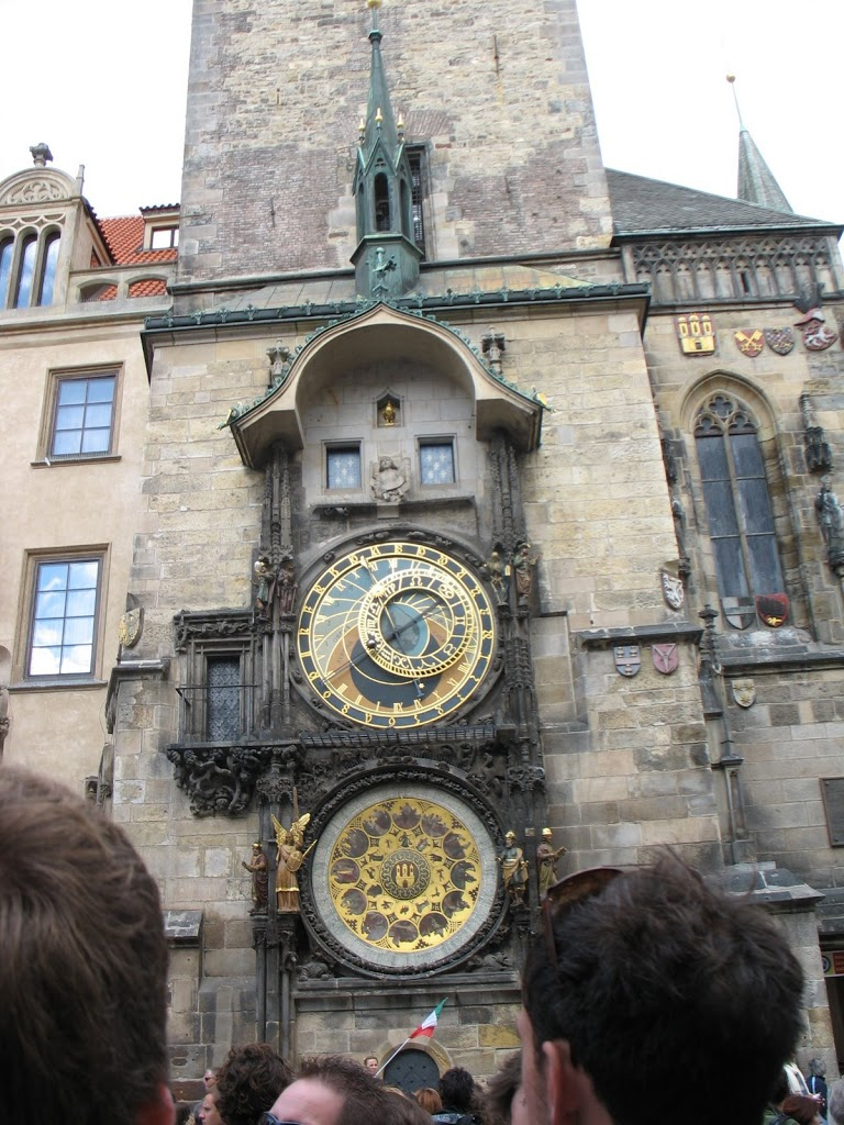 astronomical clocks, part 1: Prague