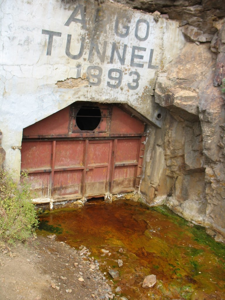 the Argo Tunnel