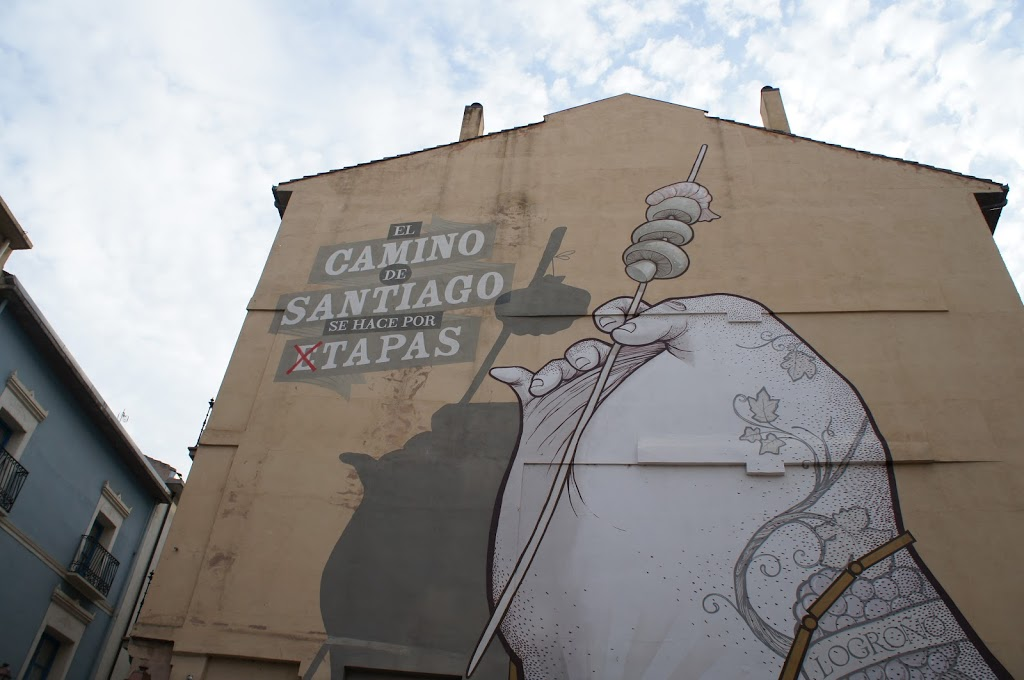 Logroño and sun poisoning