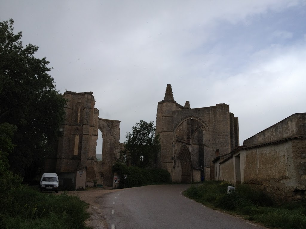 San Anton outside Castrojeriz