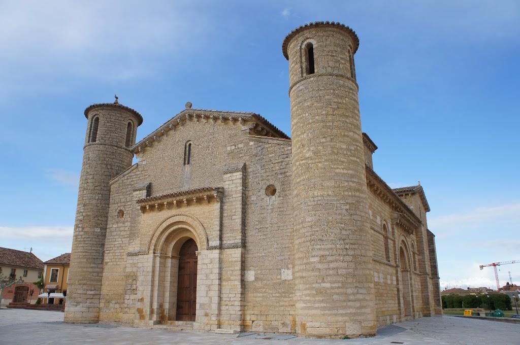 San Martín of Frómista