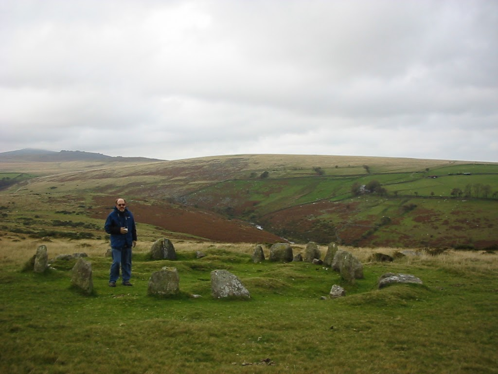 back to the blustery moors