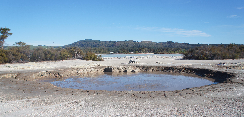 Rotorua: spa spectacle